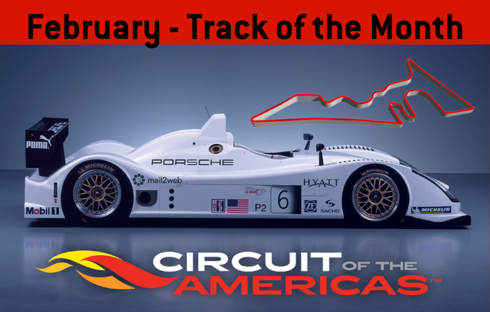 Track of the Month - February 2020